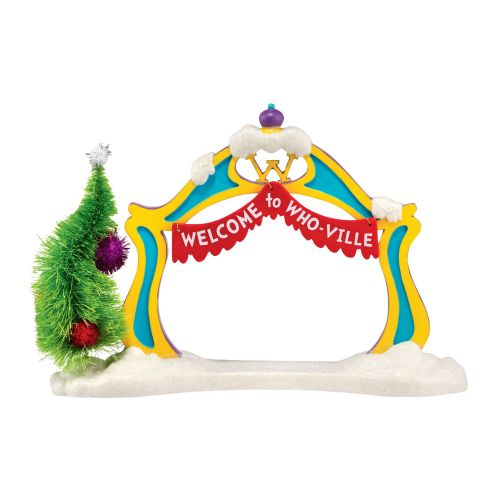 Department 56 Grinch Archway